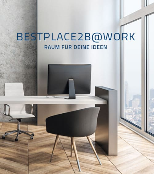 Webdesign Mainz, Webseite BestPlace2B