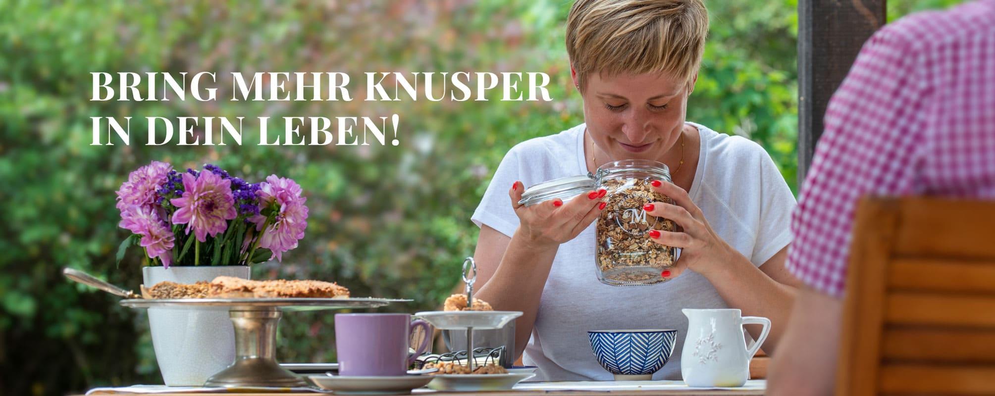 Webdesign für die Muesli-Manufaktur, Webseiten designen, Webdesignerin Mainz