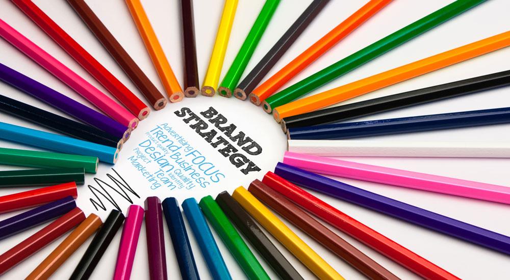 So findest du die richtige Farbe für dein Unternehmen