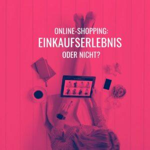 Einkaufserlebnis auf deiner Website