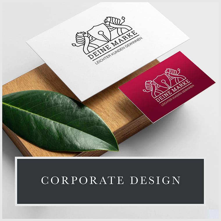 Corporate Design, Logo designen lassen